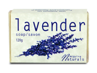 Soap with Essential Oils