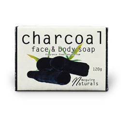 Charcoal Unscented Soap