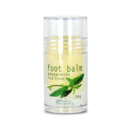 Peppermint Tea Tree Foot Balm