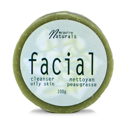 Facial Soap Oily Skin